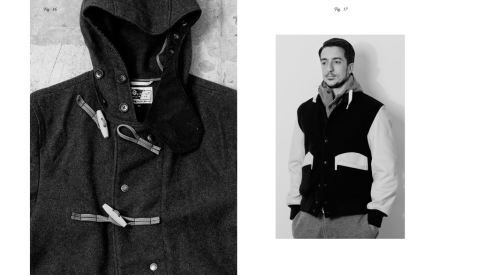 anchordivision:  (via Engineered Garments Fall / Winter 2012 Lookbook | Anchor Division)