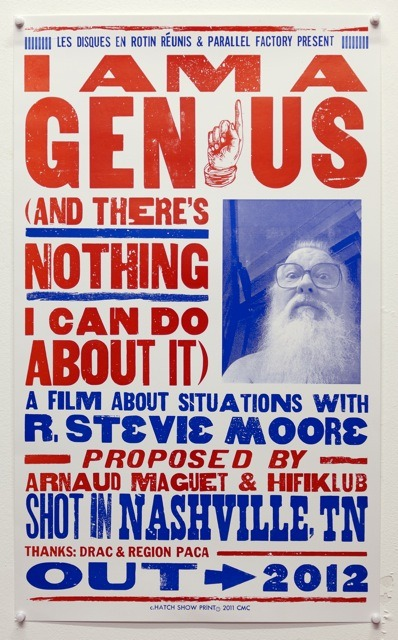 "A new documentary about R. Stevie Moore. R. Stevie has collaborated several times with LAKE, most recently he sings back-up vocals on ""Roger Miller"" from the Giving & Receiving [KLP228] album."