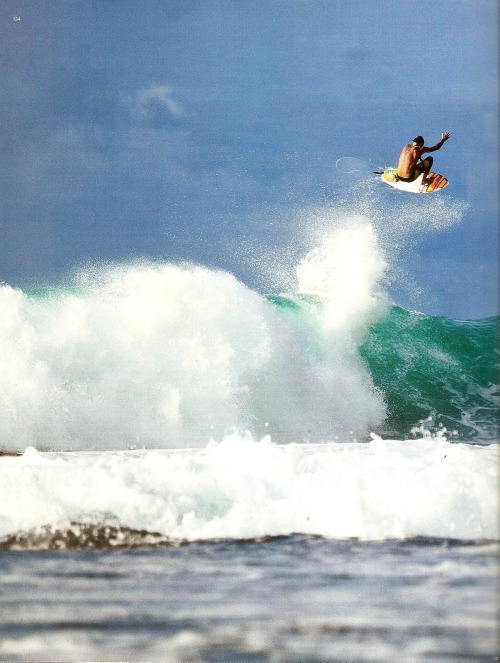colowhey:  Flynn Novak for Surfer Magazine, July issue
