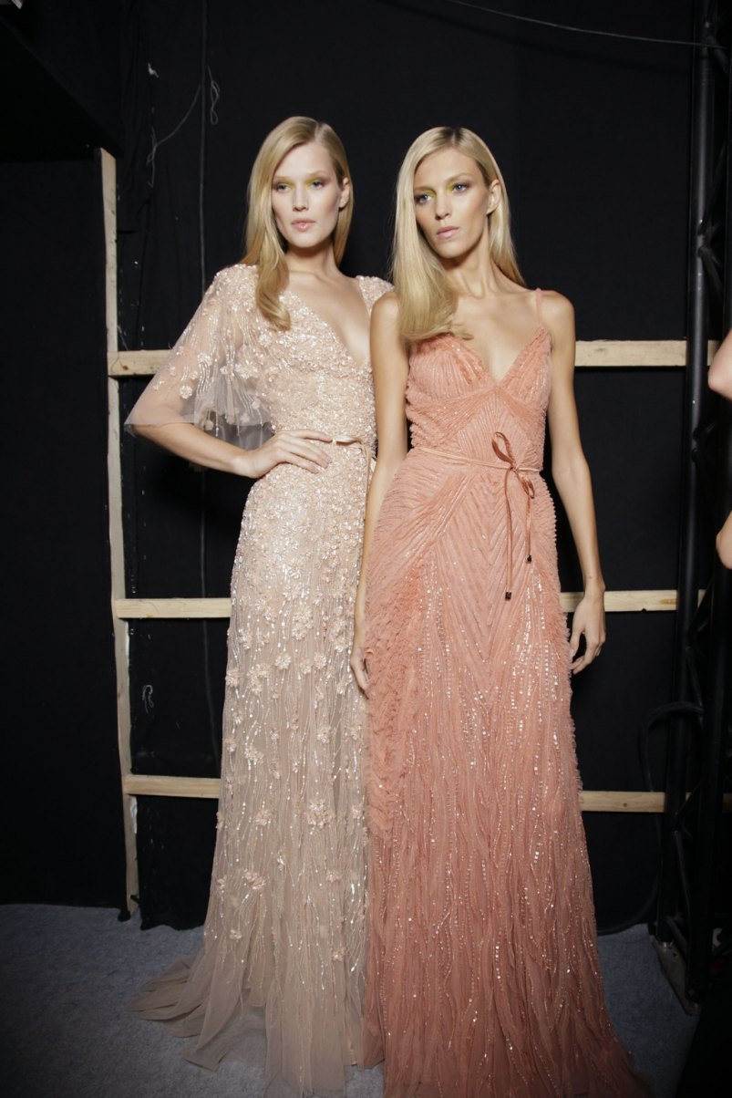 elie saab's pretty ladies