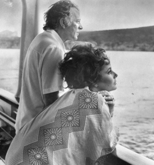 5to1:  Liz Taylor & Richard Burton