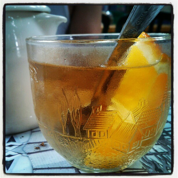 earl grey afternoon (Taken with Instagram)