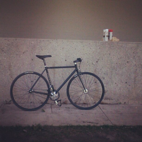 #bike #paint (Taken with Instagram)