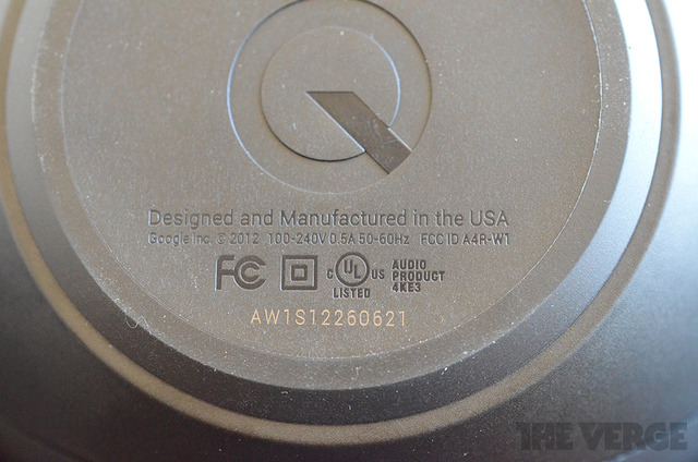 "thisistheverge:  Made in the USA: Google's Nexus Q is symbolic and significant Buried somewhat quietly in the noise of Google's spate of announcements today was an interesting fact: the Nexus Q, Google's new media streamer and first self-built consumer hardware, is being manufactured in the United States. In fact, Google didn't talk about it on stage at all, but had stories in The New York Times and Wired timed with the announcement of the product. Google isn't providing many details about the manufacture of the devices, which isn't surprising, but we do know they're being made in San Jose, California. The price for a ""made in the USA"" streamer? $300."