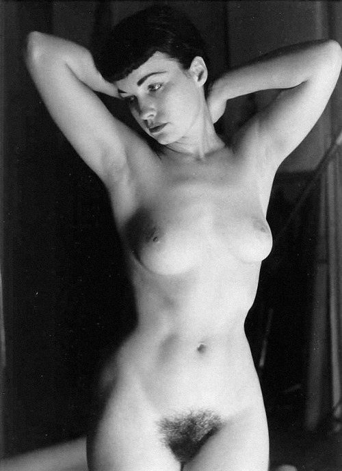 Bettie Page by Peter Basch.  I'm pretty sure this photo is perfect in every single way…