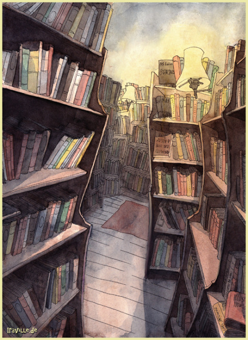 books-are:  Books, books, books by *Iraville