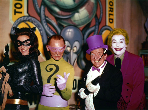 retrogasm:  Villains
