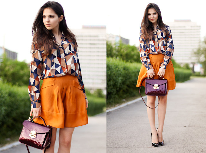 lookbookdotnu:  Lady VUITTON  (by Doina Ciobanu)