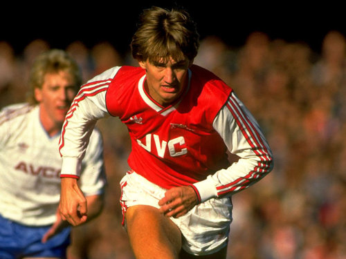 Tony Adams Arsenal   1984-2002 - 674 apps | 49 glsEngland   1987-2000 - 66 apps | 5 gls