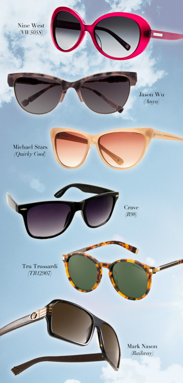 Get shady for National Sunglasses Day