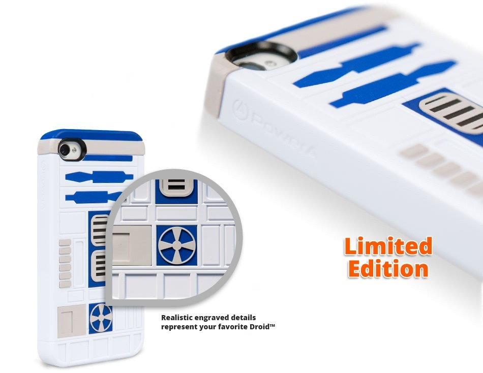 R2D2 iPhone CaseThere's no such thing as too much Star Wars, call me obsessed if you like, but this R2D2 iPhone caseView Postshared via WordPress.com