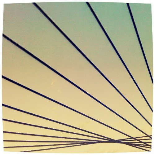 #lines #abstract #colors #gradient #patterns (Taken with Instagram)