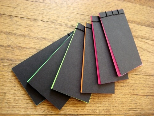 littlecraziness:  (via Make This - Stab Bound Notebooks - Luxe DIY - How Did You Make This?)