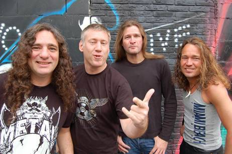 Tankard launches behind-the-scenes footage from music video shoot