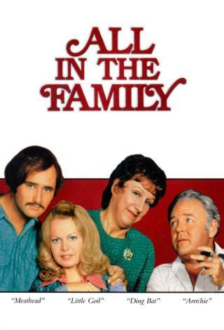 I am watching All in the Family                                      Check-in to               All in the Family on GetGlue.com