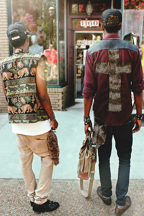 blackfashion:  CALVIN x PHRESH Atlanta, Ga Submitted By: (KOOLGUYZ)