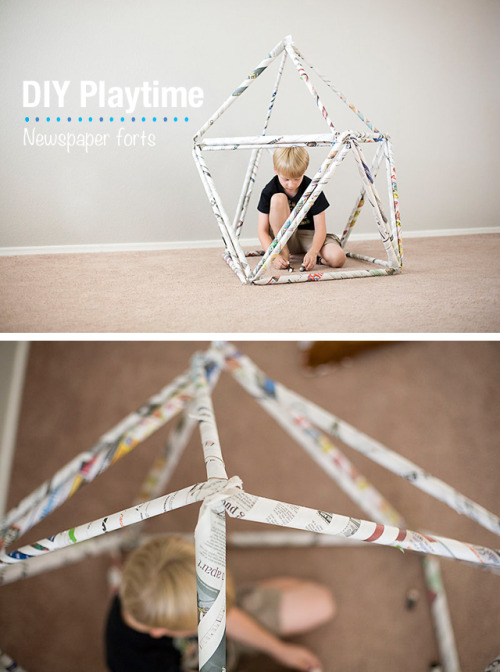 littlecraziness:  (via Modern Parents Messy Kids: Play)