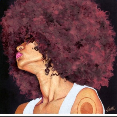 #Afro Artistry (Taken with Instagram)