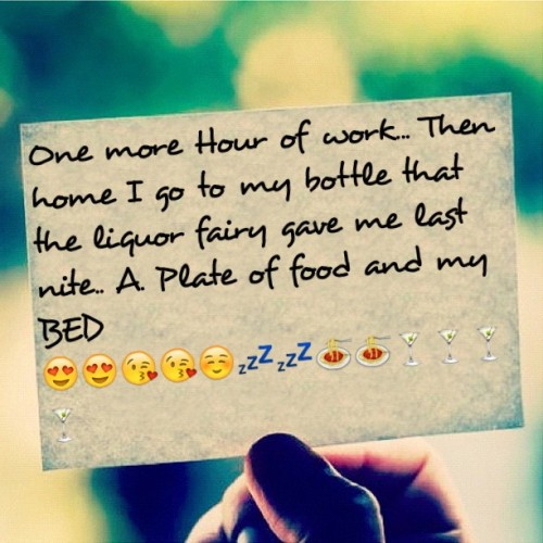 #tweegram #starving #liquorfairy #bed (Taken with Instagram)