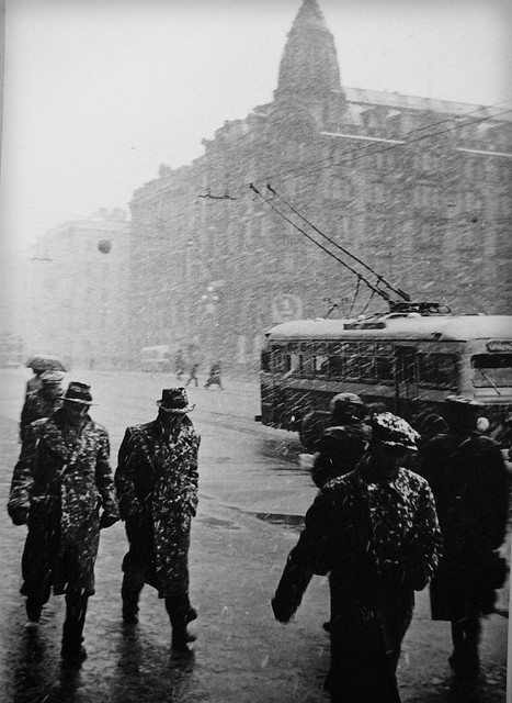 weiland76:  the beautiful soviet winter oldrussia:  Winter in St. Petersburg