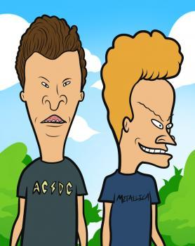 Butthead: Hey Beavis Beavis: Yea? Heheh Butthead: How do you keep an idiot in suspense? Huhuh Beavis: How? Butthead: …..