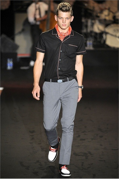 mensfashionworld:  Moschino S/S 2012