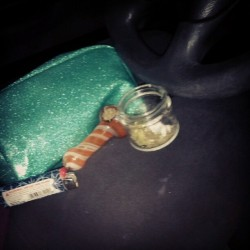 izzys weed kit #love #dope #handy #cute (Taken with Instagram)