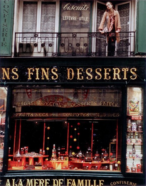 Paris Traditional Confectionery | via paranormalnerdburger | anythinginfrench