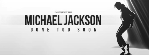 King Of Pop Facebook Covers
