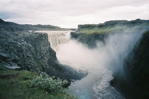 wtfcorey:  Dettifoss waterfall by Javier D. on Flickr.