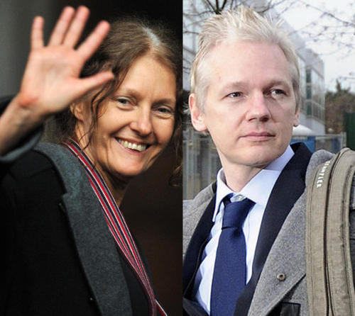 "Christine Assange Interview Pt. 2: Asylum in Ecuador and the future of Wikileaks  June 28, 2012 As Wikileaks founder Julian Assange enters the ninth day in the Ecuadorian Embassy in London, his mother, Christine Assange continues to be an outspoken advocate for free press and free information. Christine herself has become an information powerhouse of sorts, spending her days recapping facts of the case to various media outlets because information is power and will be the ultimate key to Julian's freedom, she insists. ""What we've got is an information war,"" Christine said. ""People can support Julian on the principle of the matter, but they are much more authentic if they can argue the full facts."" She speaks to her son regularly, reassuring that he is in ""good spirits"" and being treated very well in the embassy. Christine adds that surprisingly, he's more relaxed than she's seen him in a long time. Even with financial blockades, extradition threats, house arrest without any criminal charges and even politicians advocating his assassination, Julian still has a ""fighting spirit,"" Christine said. Supporters around the world are powering him to keep Wikileaks alive to spearhead the fight for transparency, she said. The world needs whistleblowers like Julian exposing horrific American war crimes, especially in the time of the Barack Obama, a ""rogue dictator."" ""Through the Wikileaks cables, the United States revealed themselves to be global tyrants,"" Christine said. ""Because they couldn't discredit the cables, they had to pressure for a financial blockade on Wikileaks."" Since December 2010, MasterCard, Visa, Bank of America, PayPal and Western Union have all prevented customers from donating to Wikileaks, blocking 95 percent of its donations. During Julian's stay at the embassy, Christine said he'll be working on the case fighting against Valitor, an Icelandic company that processes Wikileaks' donations, over suspension of financial services. The case is the first of many against various other banking blocks. The financial blockades have cost Wikileaks nearly $20 million in donations. Ecuador's ambassadors have been welcoming of Julian, and hopes of her son being approved for political asylum are high; however, she still stresses the importance of political pressure. In the nine days since Julian has took refuge in the embassy, more than 10,000 emails of support have poured into Ecuador's US and UK embassies. Just Foreign Policy, a civil liberties activist group, has also sent a letter advocating asylum for Julian to Ecuador's president, Rafael Correa. The letter included signatures of directors Michael Moore and Oliver Stone, activist Noam Chomsky and actor Danny Glover. Christine urges free information advocates to write a letter of support, spread information online, but most importantly, take the fight for information out onto the streets. If we don't fight for a free press, we will lose it altogether, she said. ""Get off Twitter, and get to that rally,"" Christine said. ""We need bodies in the streets. There's lots of support online, but the average person doesn't see that. We need thousands of people on the street supporting what Julian is doing."" If asylum isn't granted, Christine said her son will apply for political asylum elsewhere and appeal to the Court of Human Rights. But even if Julian ends up in the hands of the United States justice system, she assures Wikileaks will continue. ""Pandora's box is open and will not be shut,"" Christine said. ""This is the new way information is going to be spread."" -G. Razo"