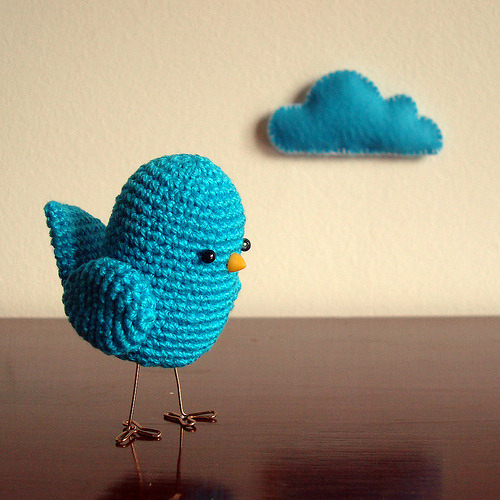 Tweet Tweet … SO Sweet!  calma, calma! by Maria Handmade