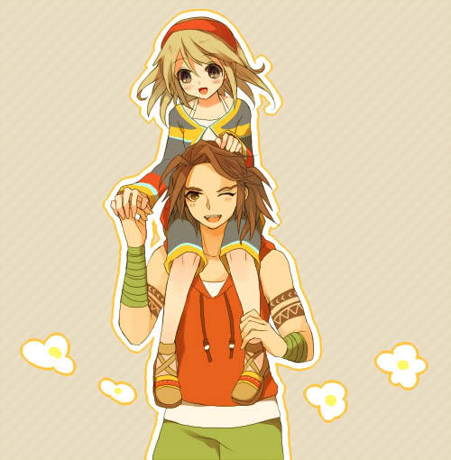 We are loving your Harvest Moon: The Tale of Two Towns fan art!