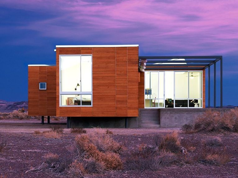 Rondolino Residence in Nevada by Nottoscale