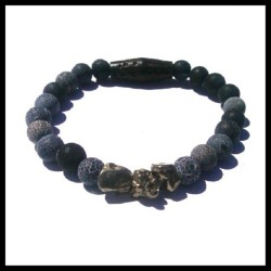 #new #mens #bracelets #style #fashion #accessories #instagram #instagood #denim #summer #summerstyle #deenandgray #pyrite #handmade#picstitch (Taken with Instagram)