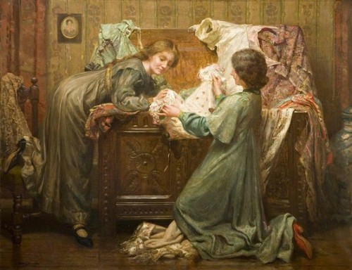 Grandmother's Wardrobe, George Phoenix