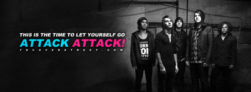 Attack Attack Facebook Covers