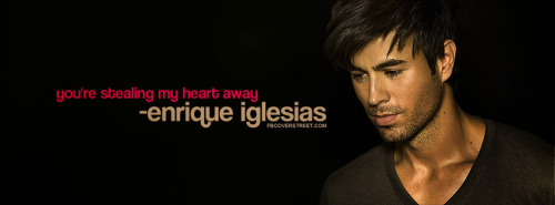 Enrique Iglesias Facebook Covers