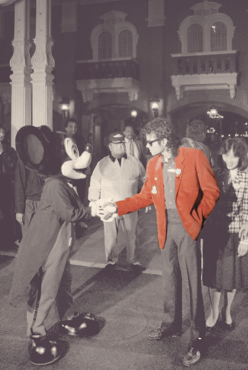 yallbeautiful:  MM & MJ ;)