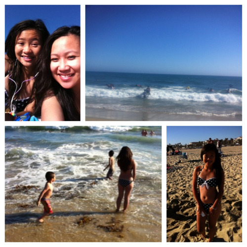 6.27.12 Yay 4 the beach with the fam:)))))