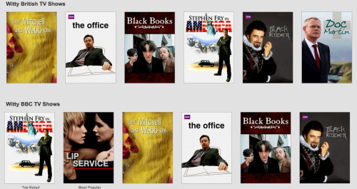 great suggestions netflix