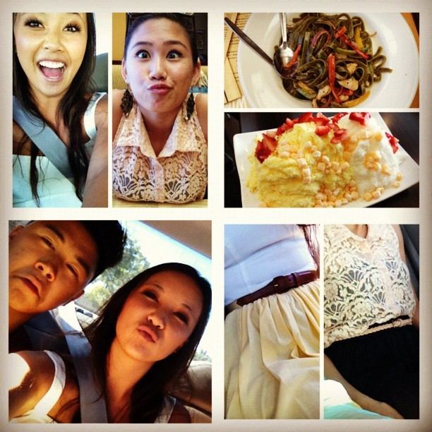Pretty much sums up my day; Fashion Island and CPK with @ktpooo and failed at finding Jennifer's work place😓 Snow Station with @altran32 @bryanndoo @dopeboyry and others😊 Second time watching 21 Jump Street with @altran32 afterwards 👍 it's been a long and productive day! #fashionisland #shopping #brandymelvilleusa #nordstrom #forever21 #sperrys #clothes #beffo #snowstation #yummy #refreshing #hotday #fruits #passionfruit #lychee #icy #21jumpst #channingtatum #jonahhill #hilarious #evenbetterthesecondtime #datenight #goodvibes #friends #summer #goodlife (Taken with Instagram)