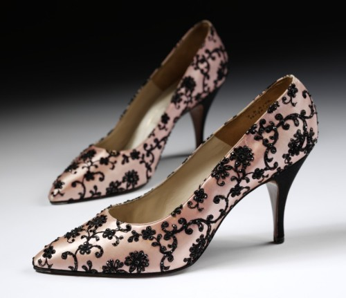 Shoes 1955 The Victoria & Albert Museum
