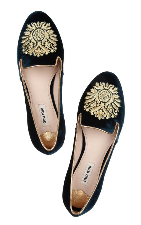 what-do-i-wear: miu miu loafers