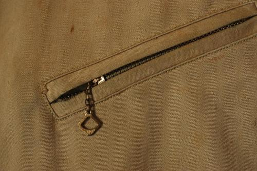 These little chain zippers, its all in the details…