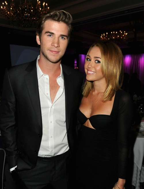 mileycyrusfashionstyle:  Australians In Film Awards & Benefit Dinner 2012