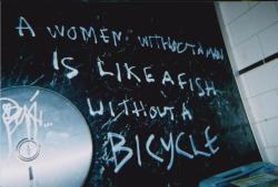love film party photo women indie camera fish club disposable photos feminism bicycle nightclub snapshot cubicle
