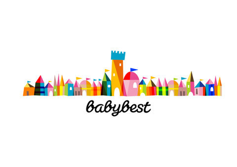 ffffffound:  Baby Best Brand Identity on the Behance Network