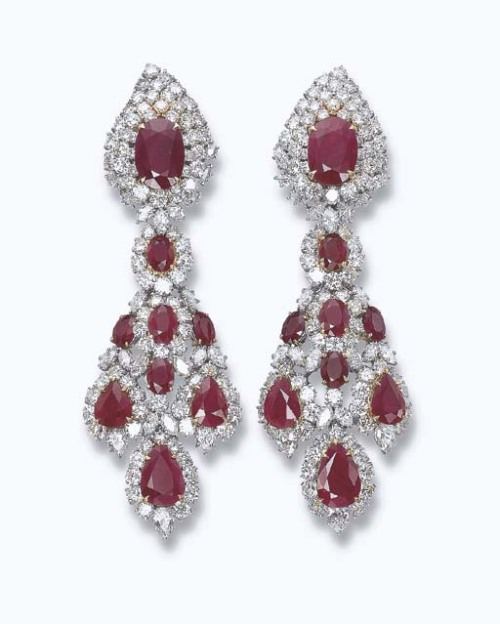 Earrings Christie's