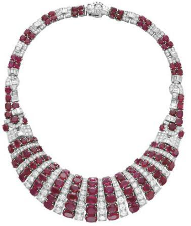 Necklace Christie's